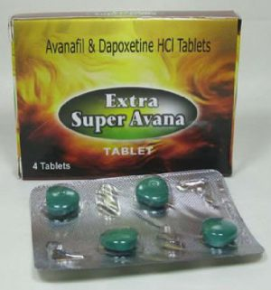 AVANAFIL buy in USA. Extra Super Avana - price and reviews