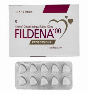SILDENAFIL buy in USA. Fildena Professional 100 mg - price and reviews