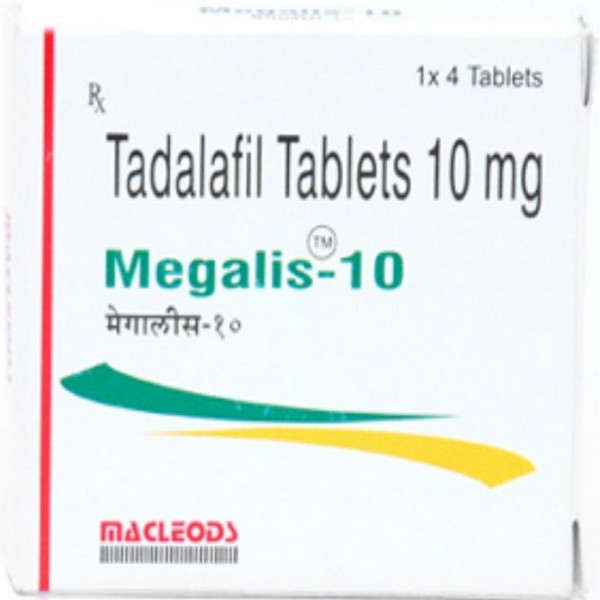 TADALAFIL buy in USA. Megalis 10 mg - price and reviews