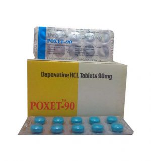 DAPOXETINE buy in USA. Poxet 90 mg - price and reviews