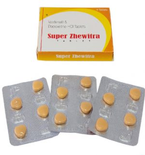 DAPOXETINE buy in USA. Super Zhewitra - price and reviews
