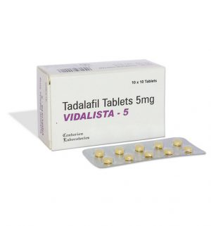 TADALAFIL buy in USA. Vidalista 5 mg - price and reviews