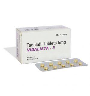TADALAFIL buy in USA. Vidalista 5 mg - price and reviews